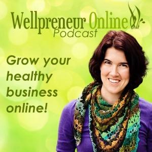 {e0} The podcast I wish I'd had while I was training to be a health coach