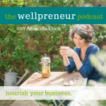 WellpreneurOnline podcast in iTunes new + noteworthy