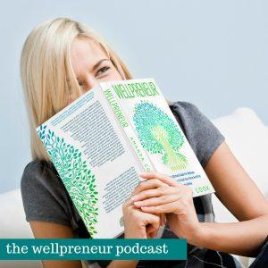 {e147} Wellpreneur Book: Behind the Scenes
