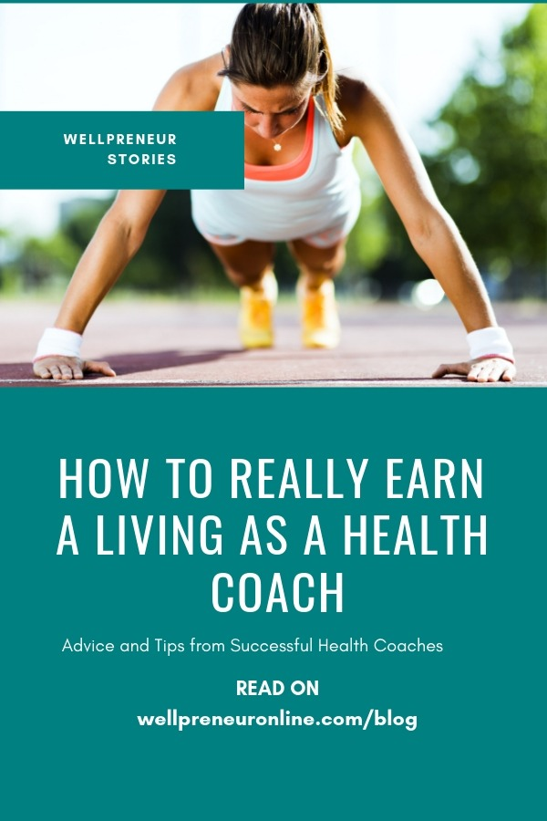 can you really make money as a health coach?
