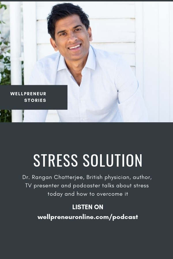 Wellpreneur: Health Coaching and Health Care with Dr. Chatterjee